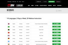 Forex webinars in canada