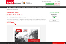 IronFX Forex eBook