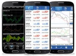 mobile smartphone trading