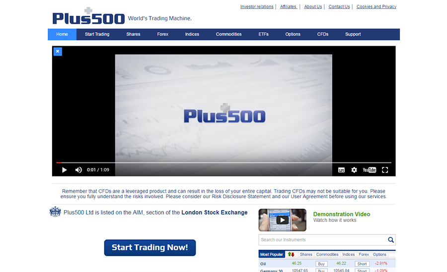 Forex 500 review