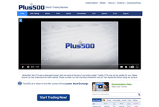 Plus500 Forex Demonstration Video
